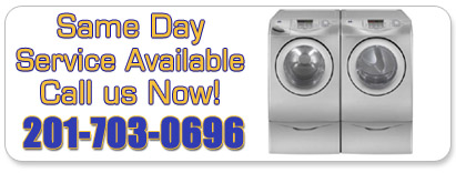 Same day washer dryer repair- image